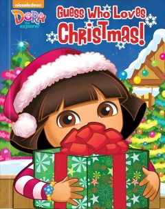 Guess who loves Christmas! cover image