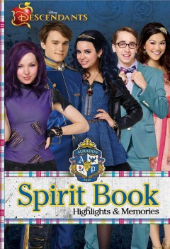 Spirit book : highlights and memories cover image
