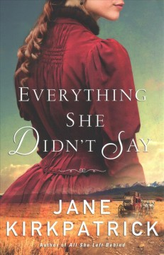 Everything she didn't say cover image