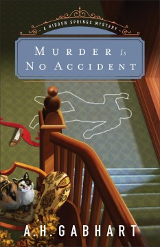 Murder is no accident cover image