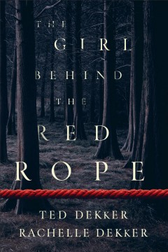 The girl behind the red rope cover image