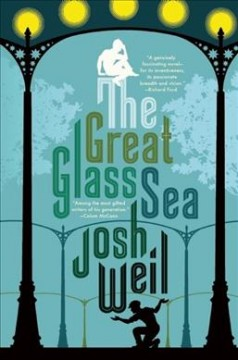 The great glass sea cover image