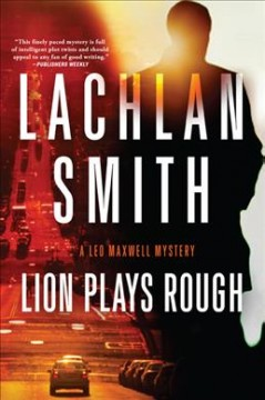 Lion plays rough cover image