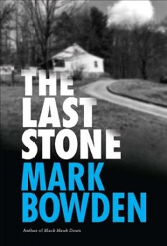 The last stone cover image
