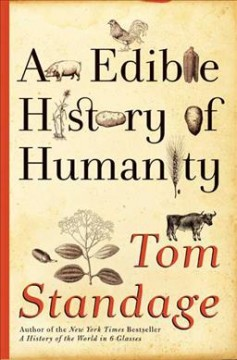 An edible history of humanity cover image