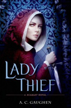 Lady thief cover image