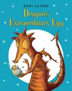 Dragon's extraordinary egg cover image