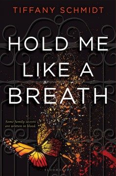 Hold me like a breath cover image
