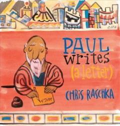 Paul writes (a letter) cover image