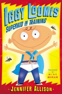Superkid in training cover image