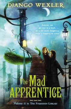 The mad apprentice cover image