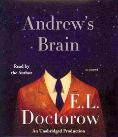 Andrew's brain a novel cover image
