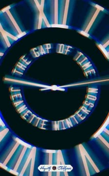The gap of time cover image