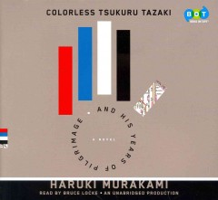 Colorless Tsukuru Tazaki and his years of pilgrimage cover image