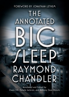 The annotated Big sleep cover image