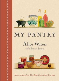 My pantry cover image