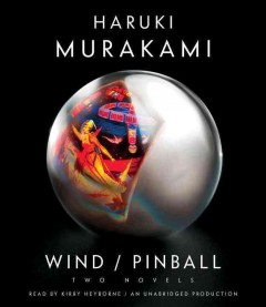 Wind/Pinball two novels cover image