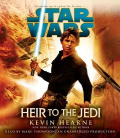 Heir to the Jedi cover image