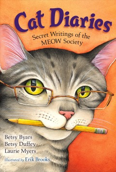 Cat diaries : secret writings of the MEOW Society cover image