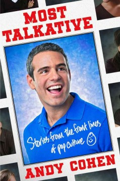 Most talkative : stories from the front lines of pop culture cover image
