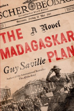 The Madagaskar plan cover image