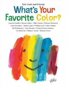 What's your favorite color? cover image