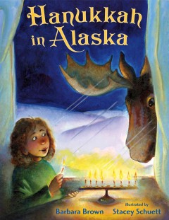 Hanukkah in Alaska cover image