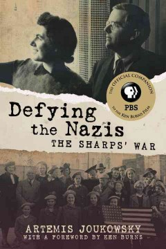Defying the Nazis : the Sharp's war cover image