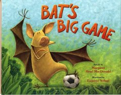 Bat's big game cover image