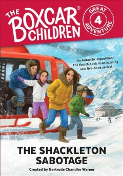 The Shackleton sabotage cover image