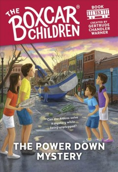 The power down mystery cover image