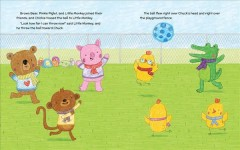 Brown Bear starts school cover image