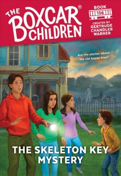 The skeleton key mystery cover image
