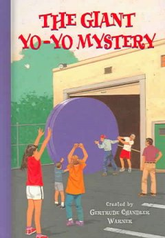The giant yo-yo mystery cover image