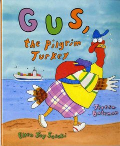 Gus, the pilgrim turkey cover image