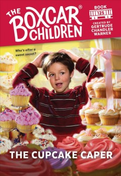The cupcake caper cover image