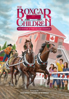 The mystery at the Calgary Stampede cover image