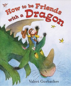 How to be friends with a dragon cover image