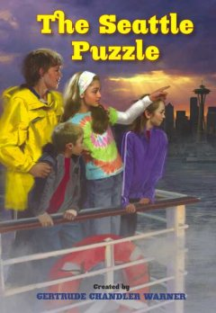 The Seattle puzzle cover image