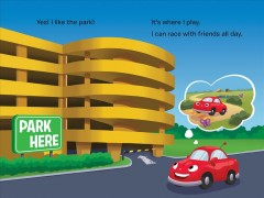 Park here cover image