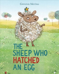 The sheep who hatched an egg cover image