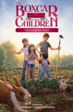 The garden thief cover image