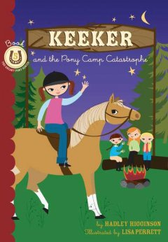 Keeker and the pony camp catastrophe cover image