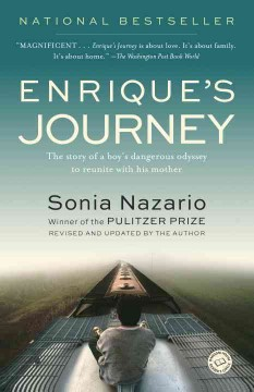 Enrique's journey cover image