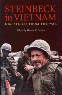 Steinbeck in Vietnam : dispatches from the war cover image