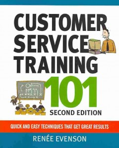 Customer service training 101 cover image