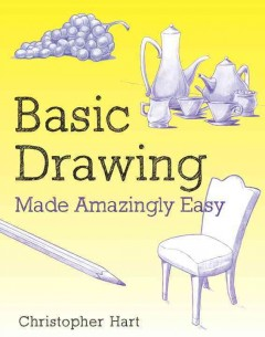 Basic drawing : made amazingly easy cover image