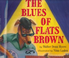 The blues of Flats Brown cover image