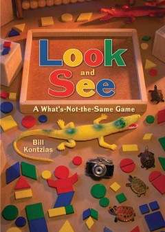 Look and see : a what's-not-the-same game cover image