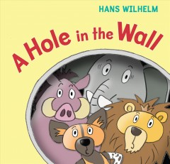 A hole in the wall cover image
